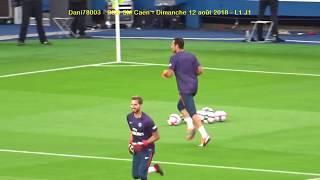 PSG / Caen 12.08.2018 : 3-0 (L1 J1) 2/8 : Benvenuto Gigi Buffon