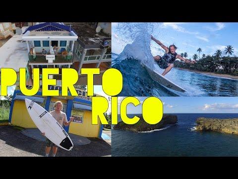 EPIC Puerto Rico trip w/ NUB TV!