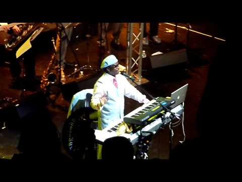 Leroy Hutson - Lucky Fellow - Live in London - August 2010