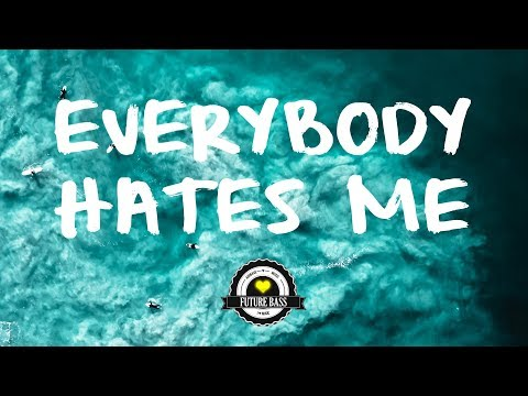 The Chainsmokers - Everybody Hates Me (Kuur & Exede Remix)(Lyric Video)