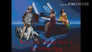 Cardi B Feat Chance The Rapper, Nicki Minaj - Best Life Mashup Part 2 (Audio)