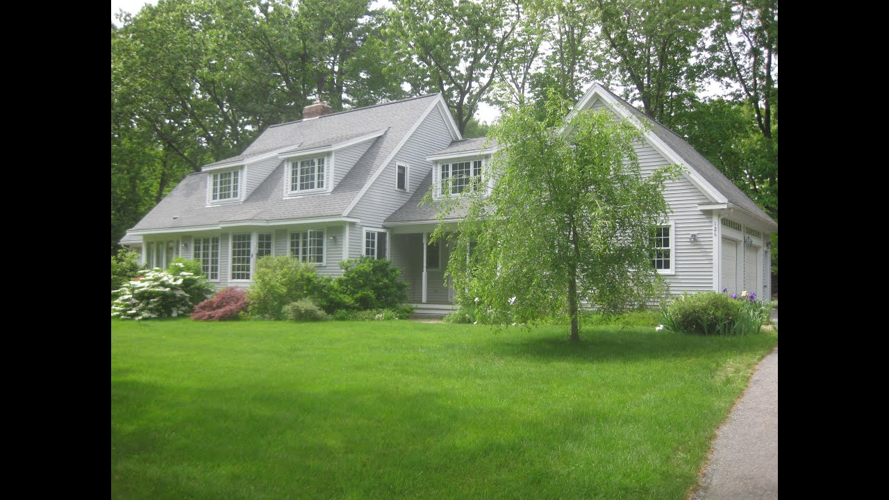Garfield Concord MA House for Sale