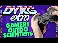 Gamers Outdo Scientists [Science and Video Games] - Did You Know Gaming? extra Feat. Greg