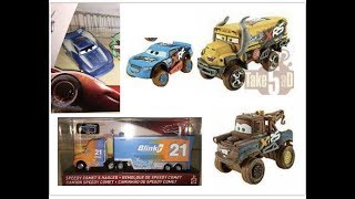 XRS, New Beach Racer, and More New 2019 Disney cars Diecasts