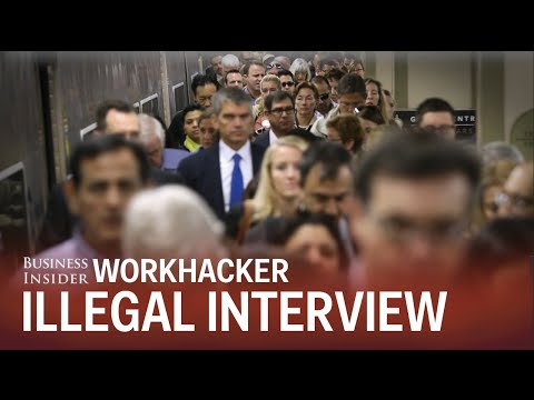 How to respond to 8 illegal interview questions