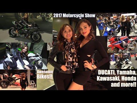 2017 Yamaha R6, Kawasaki NINJA H2R, Yamaha R1S, Honda CBR 1000RR, Ducati and More!