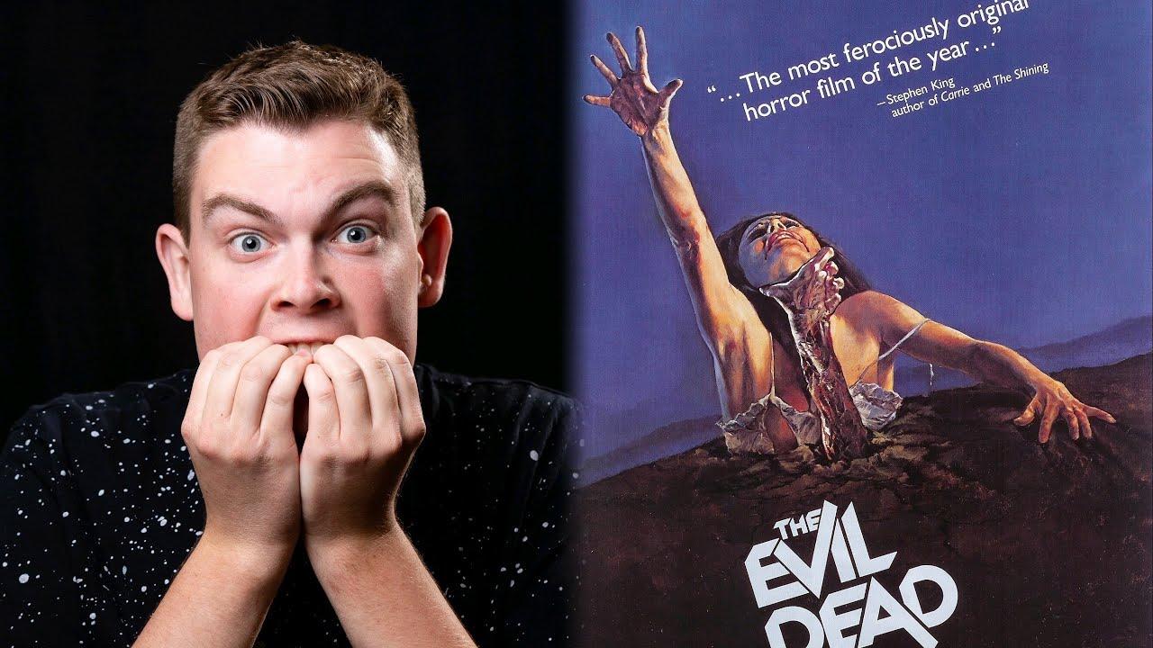 The Evil Dead (1981) REVIEW