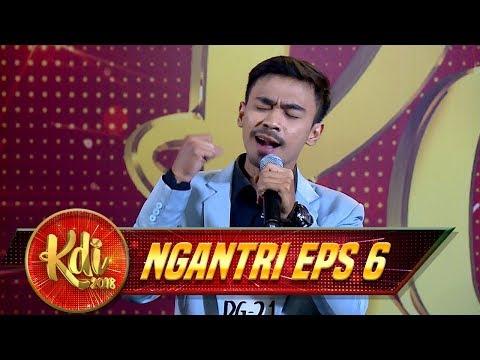 CIEEE!! Teh Gita Dapet Bunga Dari Cowok Kasep Asal Garut - Ngantri KDI Eps 6 (21/7)