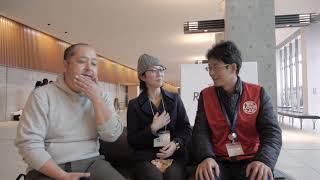 <TAG>通信[映像版]#18-1「市民アートプロジェクトとは?その2」(2018.2)
