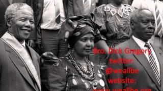 Bro. Dick Gregory Make It Plain: Nelson Mandela