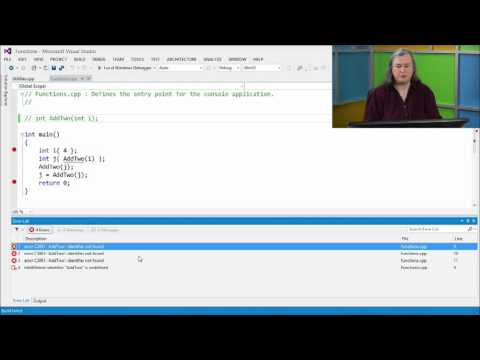 C++ A General Purpose Language and Library: (02) Fundamentals
