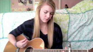Baby Blue Eyes - A Rocket to the Moon (Casey Cattie Acoustic Cover)