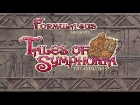Sylvarant Arc, Episode 1 - Tales of Symphonia: The Animation