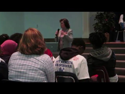 Safe Streets for Schools at Danforth Middle School