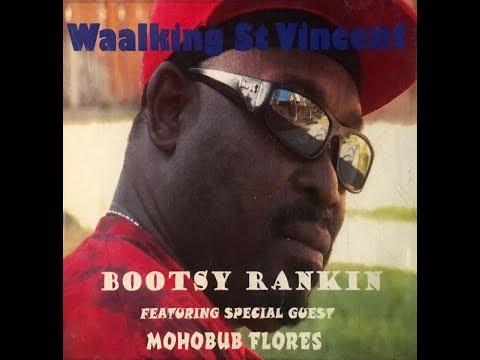 "THE 1980S BELIZEAN PUNTA ROCK ARTIST ""BOOTSY RANKIN""!"