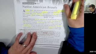 Publication Date: 2020-12-05 | Video Title: NATIVE AMERICAN BEAUTY 學生有陳守仁