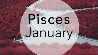 Wow! Major shift! Pisces January 2019