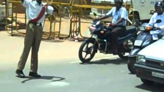 echo center for juvenile justice bangalore- traffic police assistance program