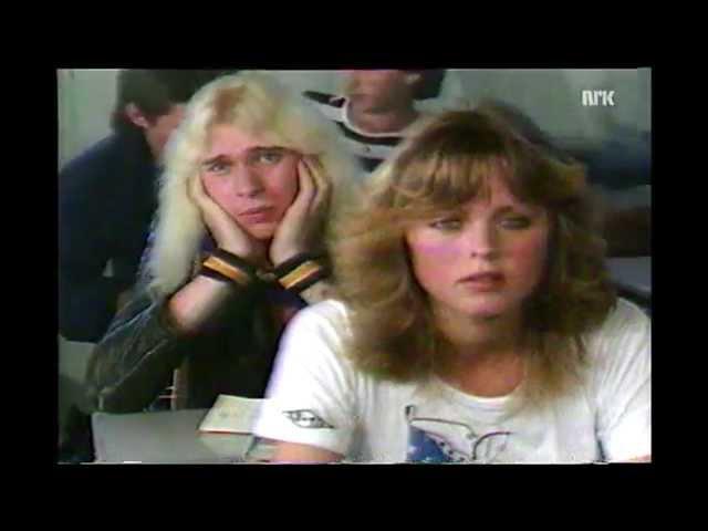 Musikkløse Musikkvideoer: The Kids - Forelska i lærer'n