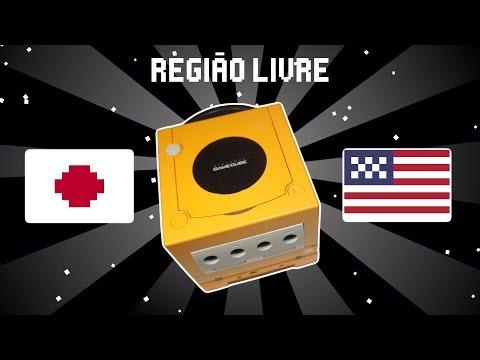 Como Mudar a Região do Game Cube