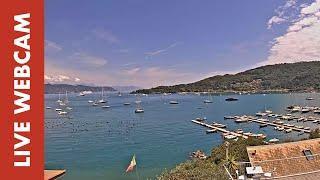 Preview of stream Webcam Live Portovenere (SP) - Veduta Isola Palmaria