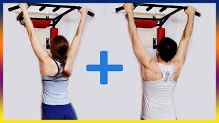 СИЛОВАЯ ТРЕНИРОВКА ДОМА Парная тренировка в домашних условиях Упражнения на все мышцы NG fitness
