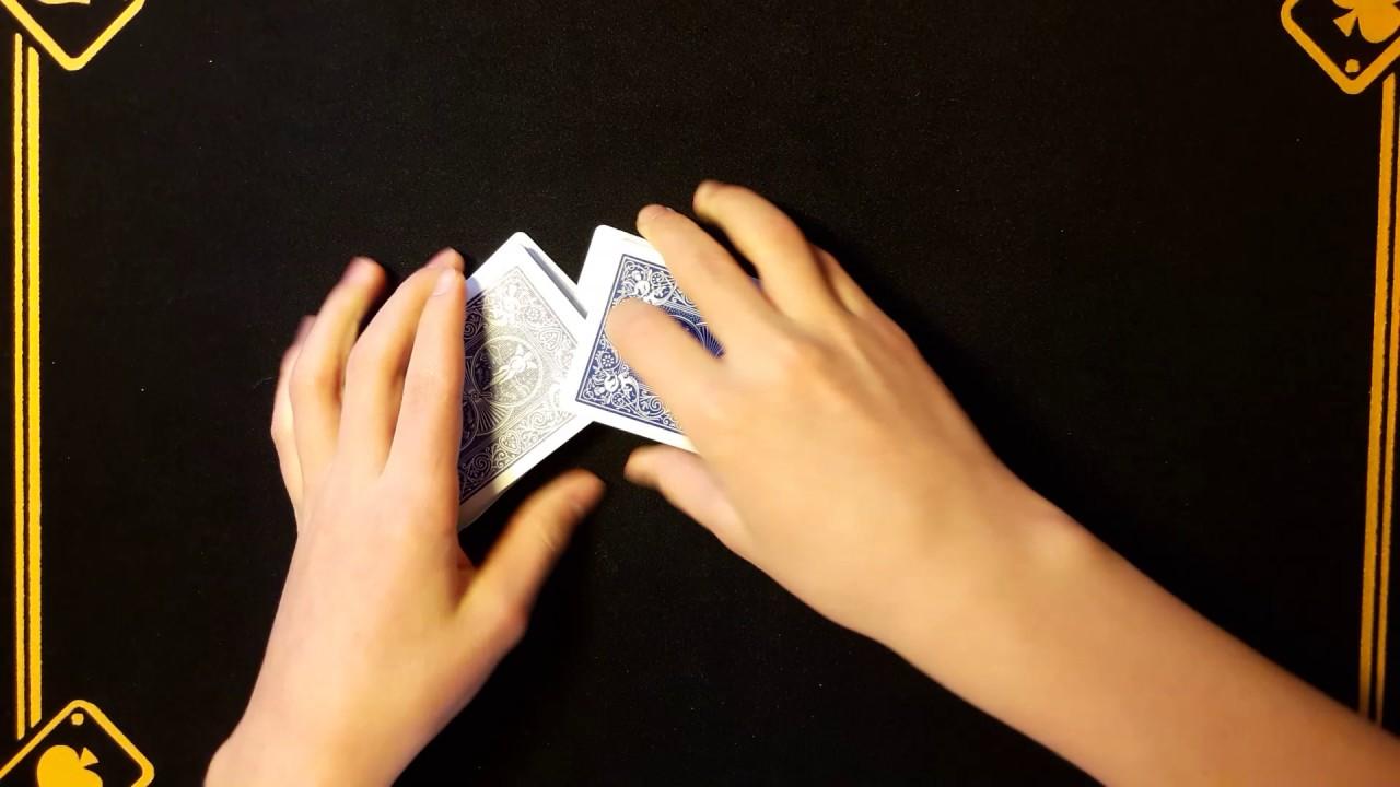 Helppo Korttitemppu
