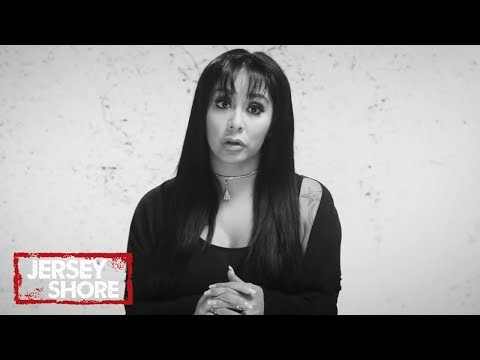 A Dramatic Re-Enactment of the 'Sammi Note'  | Jersey Shore: Family Vacation | MTV