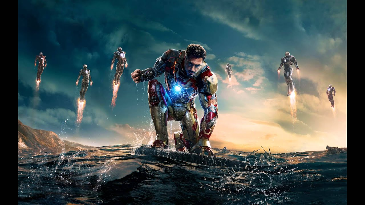 Download Iron Man 3-Imagine Dragons- Ready Aim Fire FULL HD