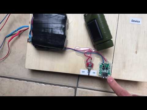 Phone charger - Free electricity for charging Pretty much any device