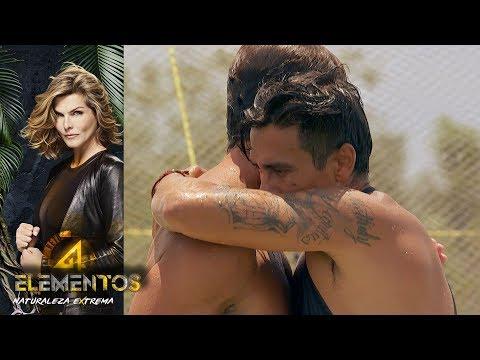 ¡Carlos elimina a Pedro! | Reto 4 Elementos