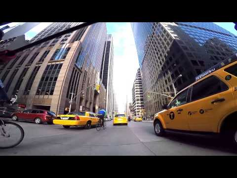 NYC Uptownriders Avenue of the Americas