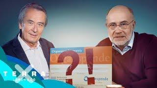 Organspende: Meine Entscheidung - Gert Scobel zu Gast | Harald Lesch