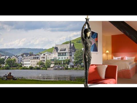 Das Romantik Jugendstilhotel Bellevue in 56841 Traben-Trarbach