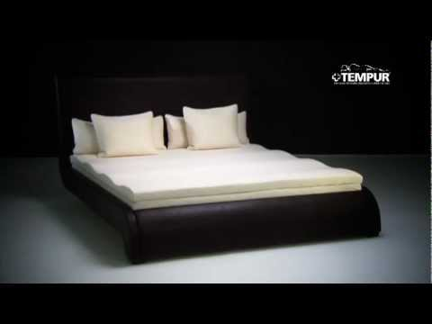 matelas tempur promessa la maison du dormir youtube. Black Bedroom Furniture Sets. Home Design Ideas
