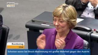 Vereidigung des Bundespräsidenten: Rede von Joachim Gauck am 22.03.2017