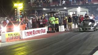 Did Boosted GT redlight against the Silver Camaro at Redemption 14 8 25 18