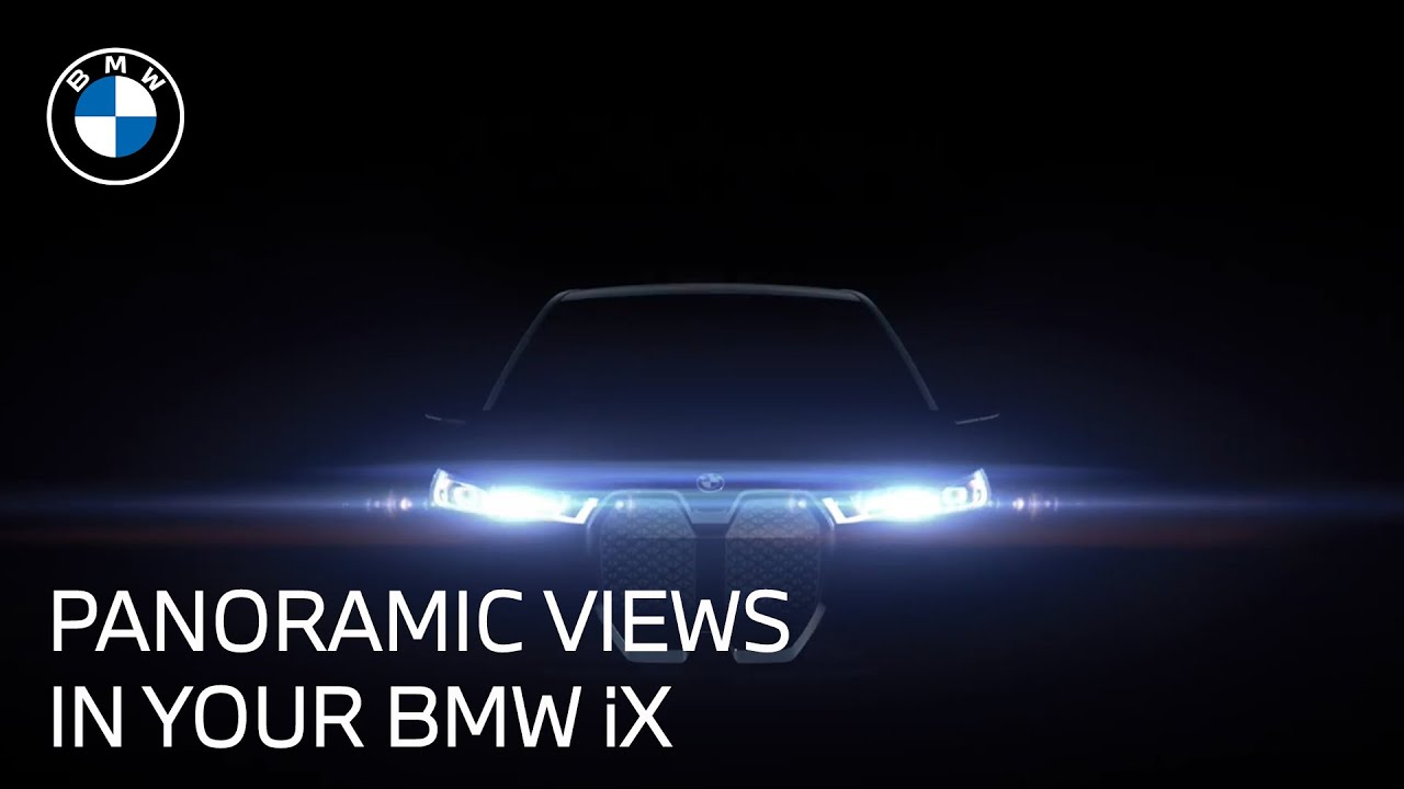 The Panoramic Eclipse Roof: The 2022 BMW iX   BMW USA