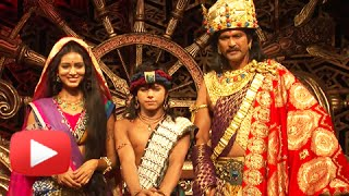 Pallavi Subhash & Sameer Dharmadhikari in Chakravartin Ashok Samrat - New Serial on Colors TV