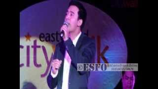 Erik Santos Live: Eastwood June 22, 2013 - Your Love