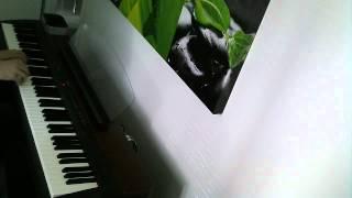 Johanna Kurkela - Rakkauslaulu (piano cover)