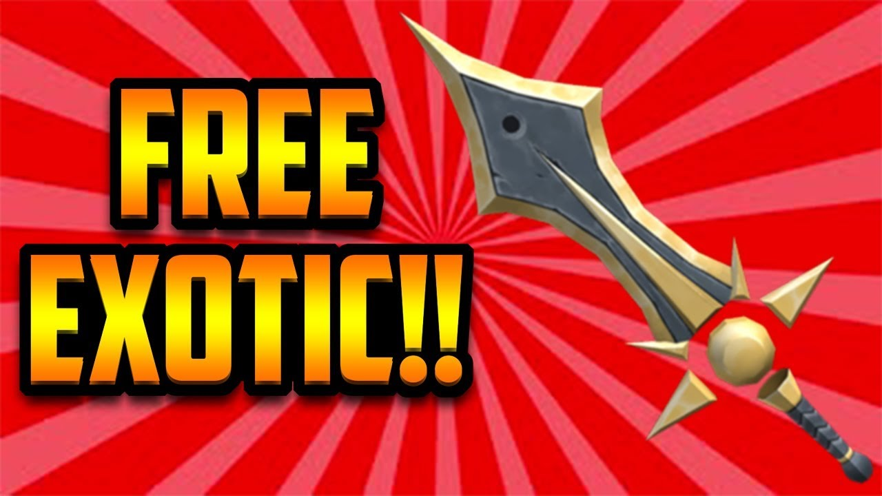 Roblox Assassin Champion Axe 2 Id Song Codes For Roblox You Can Get A Free Sunbringer Exotic Roblox Assassin Youtube