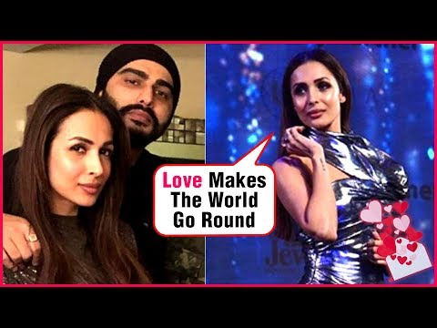Malaika Arora BREAKS SILENCE On Love, Is Arjun Kapoor Listening ?