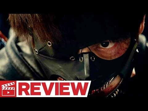 Tokyo Ghoul (2017) Movie Review