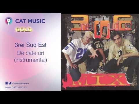 3rei Sud Est - De cate ori (instrumental)