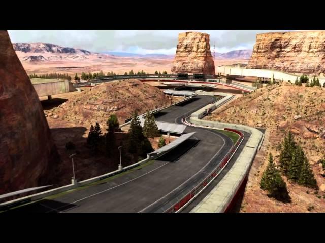 Trackmania 2 Canyon E3 Trailer 2011
