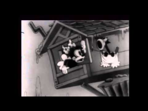 Bosko Yodeling Yokels July 1931 Looney Tunes Restored Titles Youtube