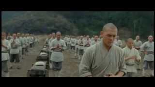 Shaolin 2011 awsome deleted training scene