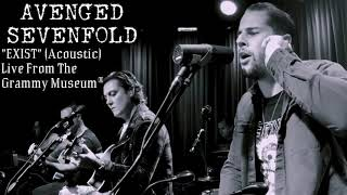 Baixar Avenged Sevenfold - Exist (Live Acoustic) | AUDIO ONLY