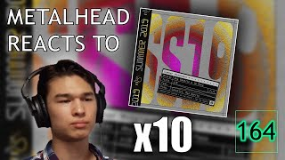 "METALHEAD REACTS TO HIP-HOP: Aha Gazelle x 1K Phew - ""x10"""